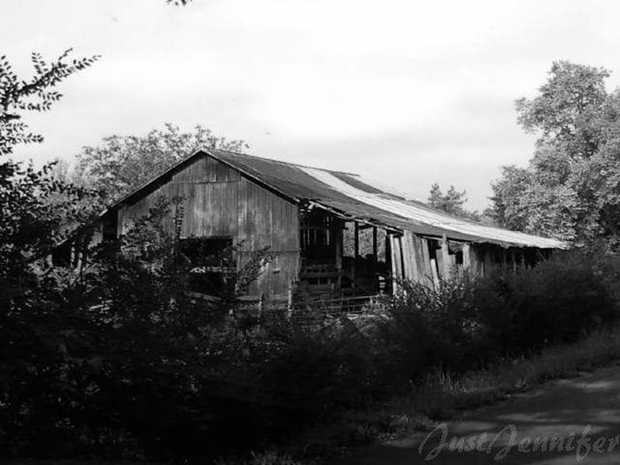 Taking Photos Out For A Drive Enjoying Life TruthIsBeauty 💯 JustJennifer@TruthIsBeauty Black And White Photography Black & White Old Barn