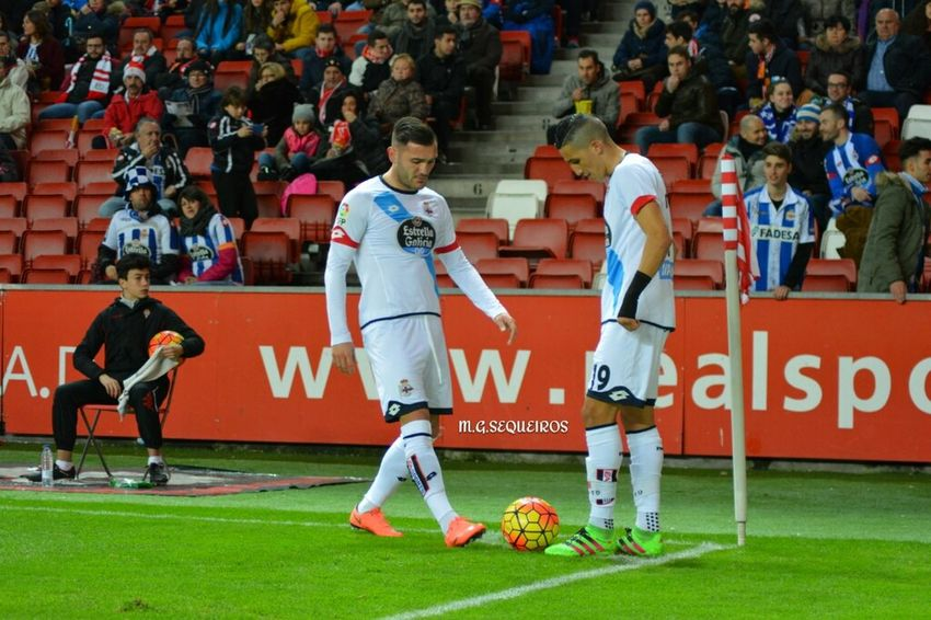 RSG vs RCD Gijón Deportivo Coruña
