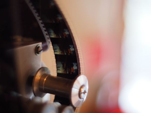 Film Filmisnotdead Film Shot Projector Projector For Movies Cinematography Cinematreasures Cinema Vintage