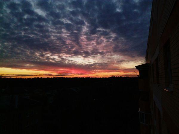 Sky No People Night Cloud - Sky