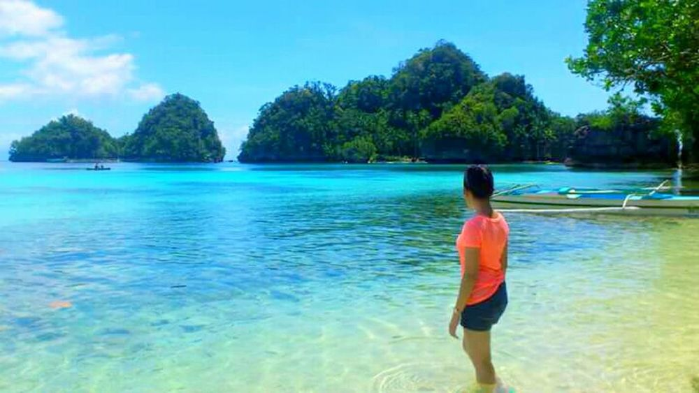 Dinagat Islands Islets Summer Views Loving Nature Thank You God Places You Should Visit Places I've Been Take Me Here Missing Summer Clear Blue Water Clear Blue Sky
