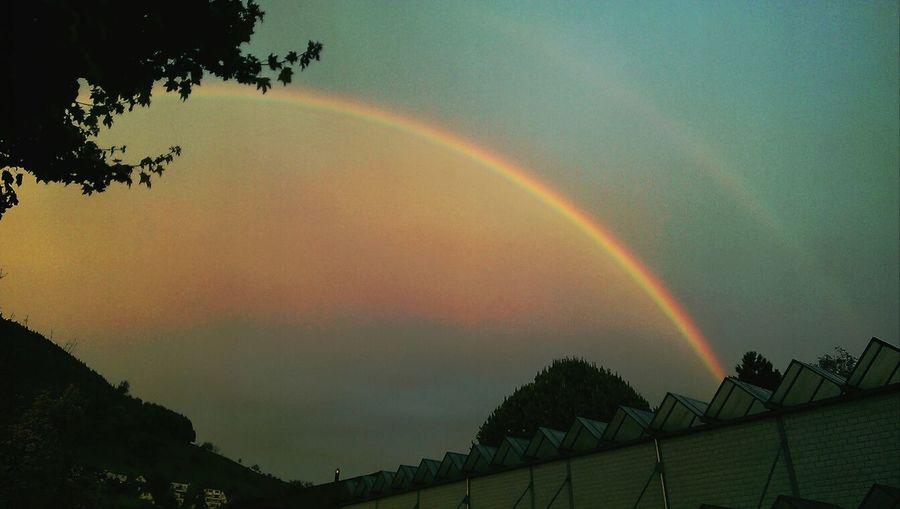 Rainbow <3 Hello World