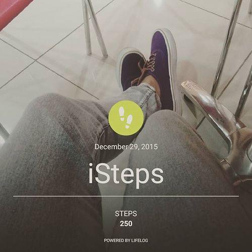 My steps in my lifelog. 🏃😁👣 Sonyverse XPERIA ICAN DemandGreat BeMoved Makebelieve