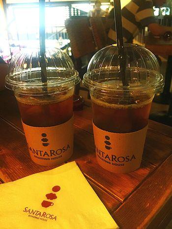 산타로사 Hello World Coffee Kunsan Santarosa