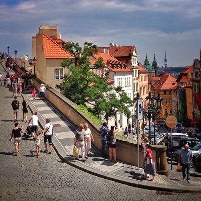 Stairs to #Prague #castle or #czech #summer ?☀️☀️ #allshots_ #gang_family #igerscz #ic_cities #igers_cz #iccity #o2travel #praguecastle #top_masters Igerscz Iccity Summer Praguecastle Prague Castle Czech Gang_family Allshots_ Ic_cities O2travel Top_masters Igers_cz