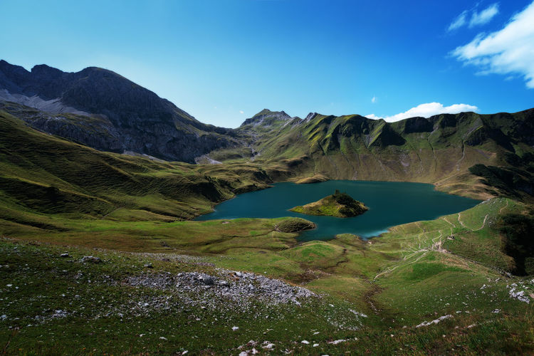 Prettiest mountainlake in bavaria
