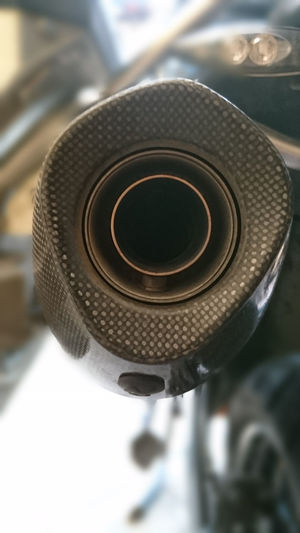 EyeEm Selects Close-up No People Akrapovicexhaust AkrapovicExhaustSystem Akrapovic Exhaust Exhausttailpipe