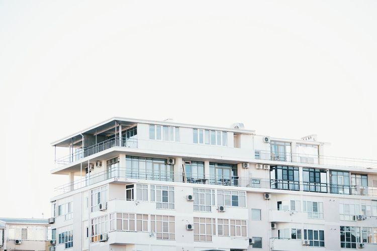 Building Building Exterior City Colors Diminishing Perspective House Minimalism Pale Soft VSCO Vscocam Window Windows