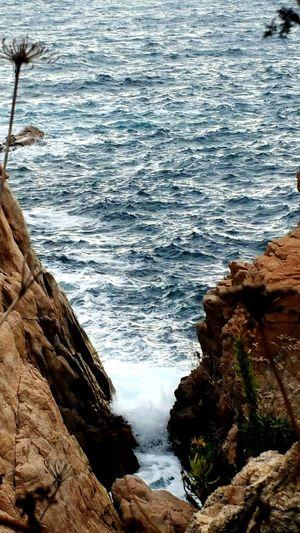 Aigua Gelida Sea Nature Camins De Ronda