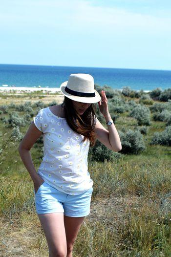 Windy Summer ☀ Seeside Cool Hat