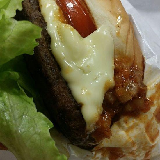 Burger Mosburger Japanese Fast Food Foodphotography Singapore