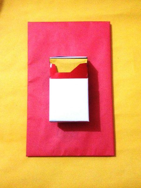 Art, Drawing, Creativity Bangladeshi My Creation Smoking Cigar Arts And Crafts Cigarrete Packet Design Zoheb