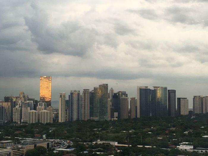 BGC skyline at