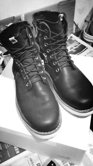 Visvim 7 hole Visvim Boots Street Fashion Today's Hot Look