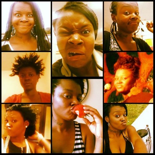Prettyfacechallenge I stay sexyAF don't hate witchi ragaly azz. Baybee stay fly in da face. Bettagetchuone I'm a dime piece in penny increments. BaddAF beatin em off wit a stick daily.
