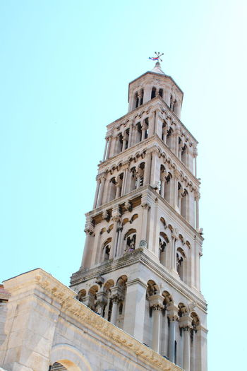 Diocletian Palace, Split, Croatia Arch Architecture Bell Tower Building Exterior Built Structure Cathedral Church Croatia Cross Culture Diocletian Diocletian Palace Split Croatia Diocletian Palace, Split, Croatia Diocletian's Palace Diocletians Palace Façade Historic History Outdoors Palace Place Of Worship Religion Spirituality Split Split Croatia