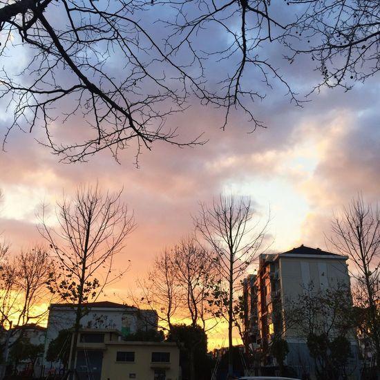 Sky Today :) Sunset