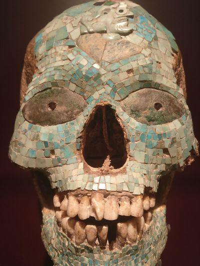 Aztec Art Aztec Aztecculture Aztec Culture Aztecs Skull Skullart Skull Art