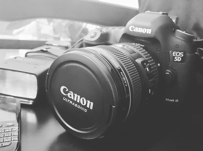 My crispy BoomBoom Canon EOS 5D Mark III - my tool reaching my goals and my world... Camera - Photographic Equipment canon