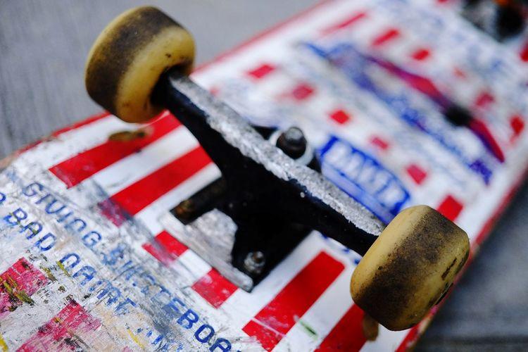 use skate board