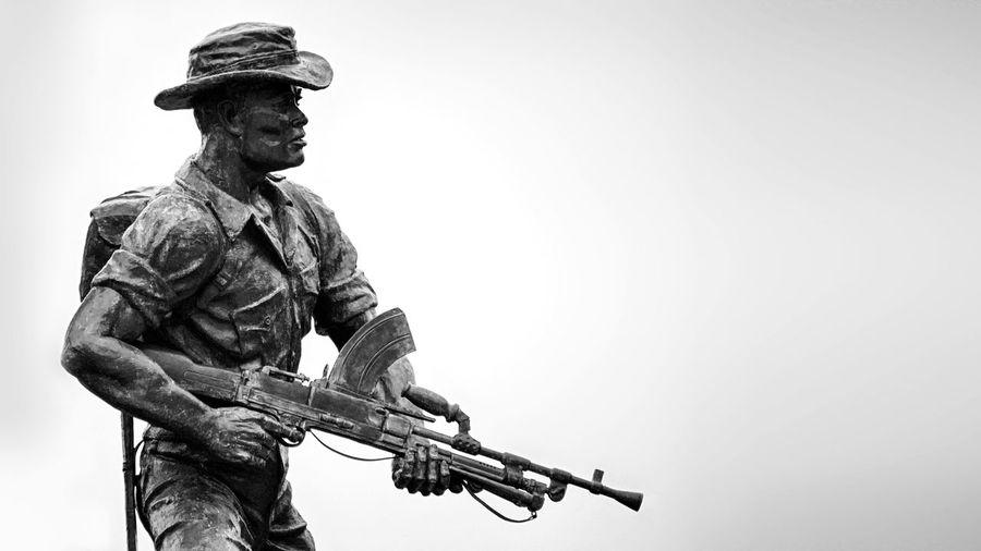 Soldier figure