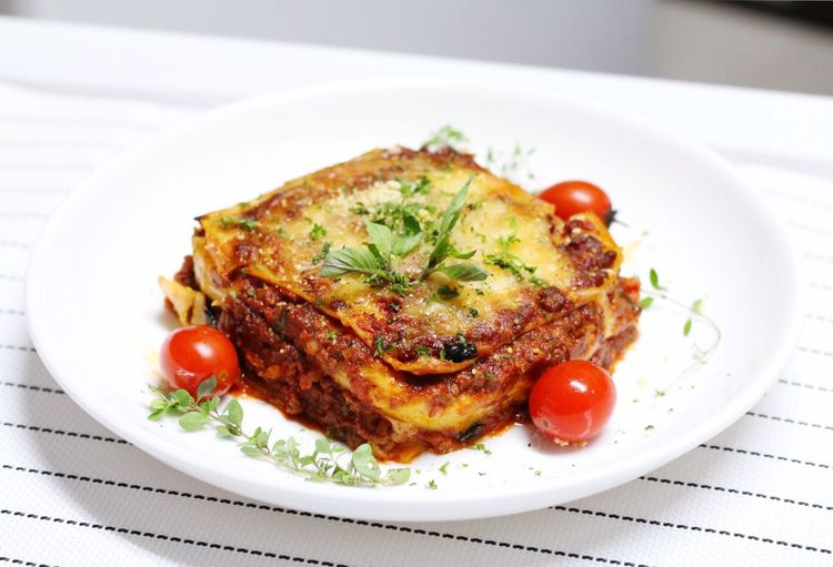 First time cookin Lasagne Bolognese Homemade Food Food Photography Cuisine Italian Food Lasagne Photooftheday