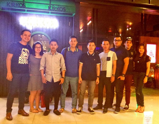 ?Saturday Night Hangouts? Kirkos CiputraWorldSurabaya Saturdaynight Hangout Happymoment Friendship Friendsforever