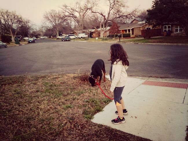 my daughter and her dog, Jr. The Path Less Traveled By Pointer Footwear Near And Far Anotherdayinparadise Atxkids
