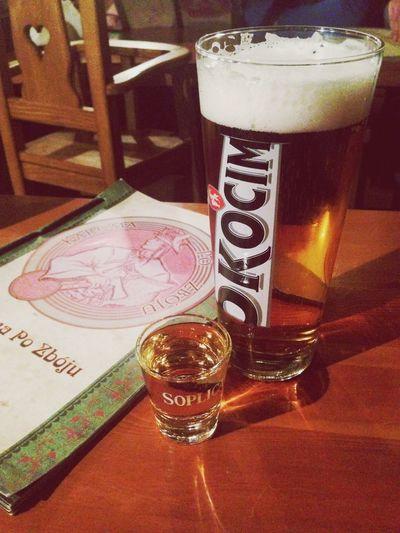 Good Times in Zakopane Okocim Sliwowica Sliwowic Family Friends Crewlove Karczma Poland