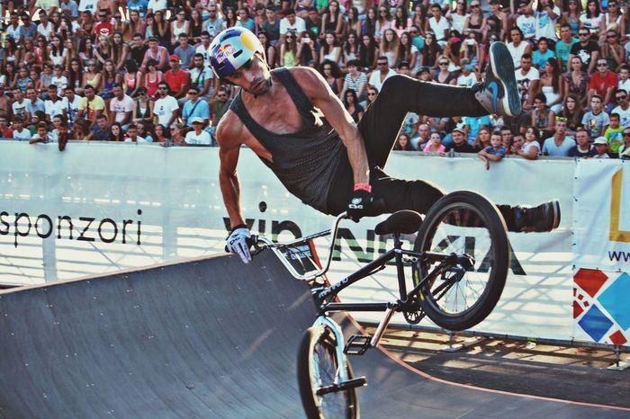 Daniel Wedemeijer at Pannonian Challenge Skatepark Bmx  BMX Contest Pannonian Challenge
