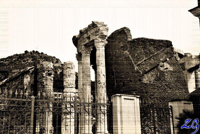 Tempio Tivoli Vesta