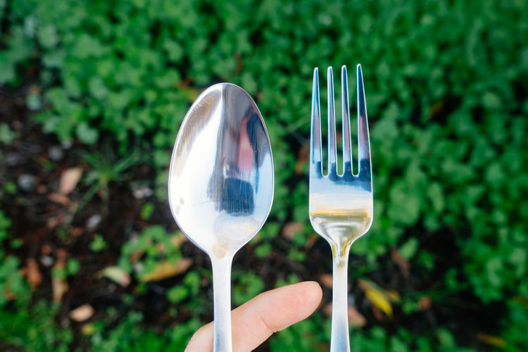 Control Glass - Material Refreshment Spoon