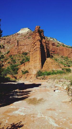 Palo Duro Canyon state park