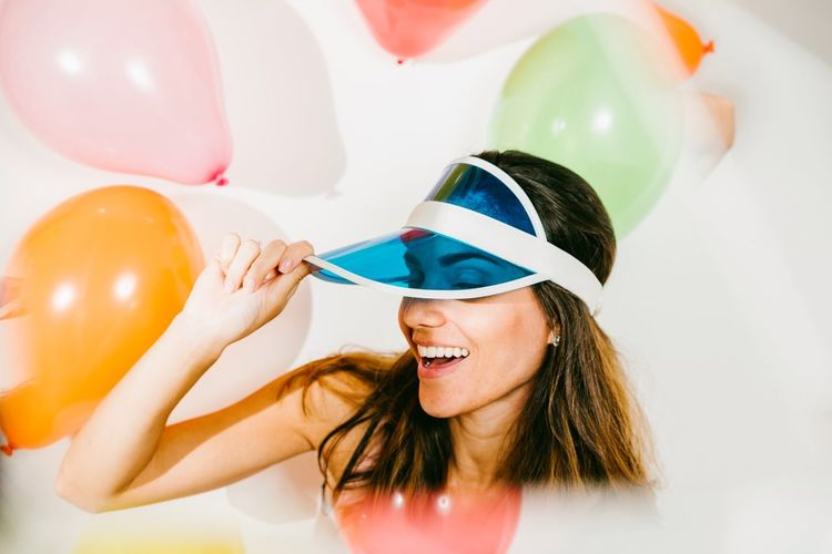 Just found some really fun photos I took some years ago of my ex-neighbor when she was visiting me in Amsterdam. Baloons Colors CreativePhotographer Creative One Person Balloon Indoors  Women Smiling Happiness Headshot Hairstyle Positive Emotion Portrait Fun Excitement Brown Hair Teeth Emotion Moments Of Happiness