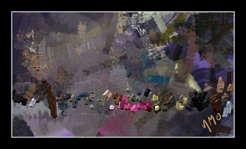 abstraction de soi Creativity Cultures Peinture ArtWork Light And Shadow Hello World That's Me Close-up France Ideas Design Trees Wildlife Ymoart Hours Les Riches Heures De France Bucuresti Underground Auckland New Zealand Courchevel  Megeve Chamonix Sankt Anton Am Arlberg Zürs Zürich Paris ❤