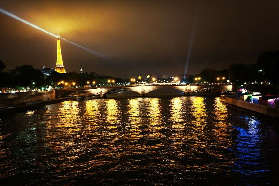 Take me back to Paris❤ Travel Water Reflections ... miss it too much!