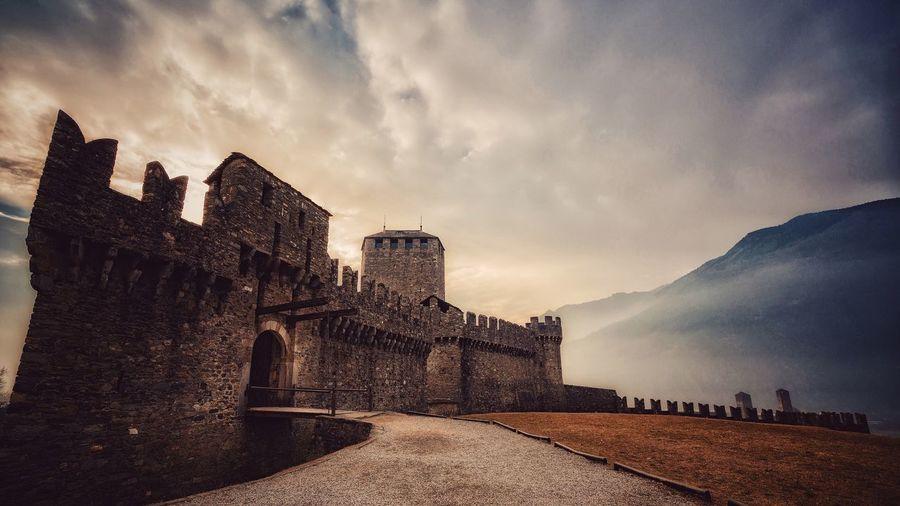 Castle in