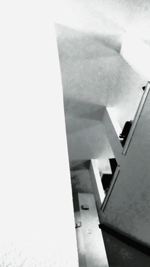 Blackandwhite Photography Architecture_bw Low Angle View Steps And Staircases No People Architecture Staircase Minimalist Photography  Rectilinear Shadows & Lights Angles And Lines