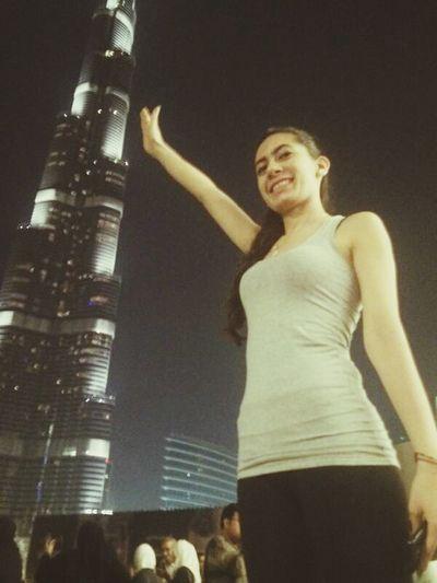 Burjkhalifa Taking Photos Love It