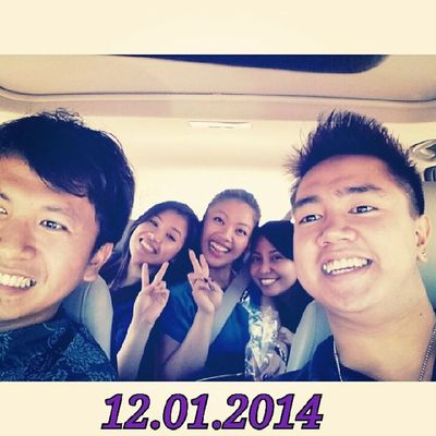 Weeee! Together again with my labs @mayangpaule ♥♥♥ and my other lovers Darylcruz @daniel_mango Jimelyndeguzman