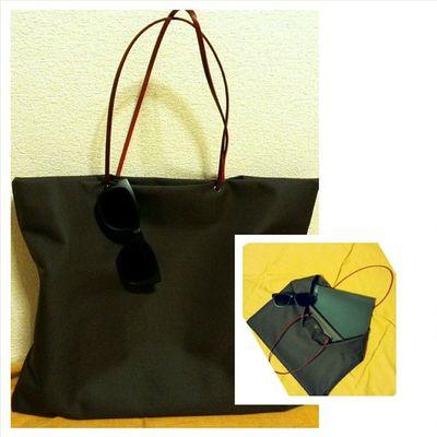 handmade tote bag Handmade Leather Nyron Livesmple Bags Totebag Crafts PhotoGrid