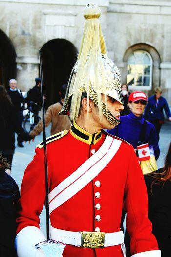 Royal Wedding London Uniform Guard Soldier Outdoor Photography Face