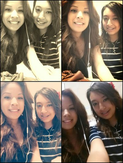 Arely & I (: