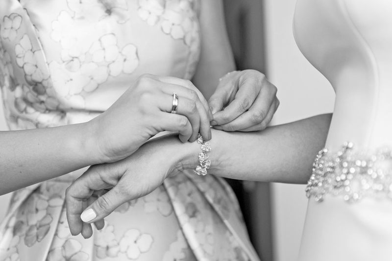 Hands Love Wedding Photography Bracelet Bride Celebration Celebration Event Dressing Up Fingers Human Body Part Human Hand Jewelry Life Events Wedding Wedding Ceremony Wedding Day Wedding Dress Well-dressed