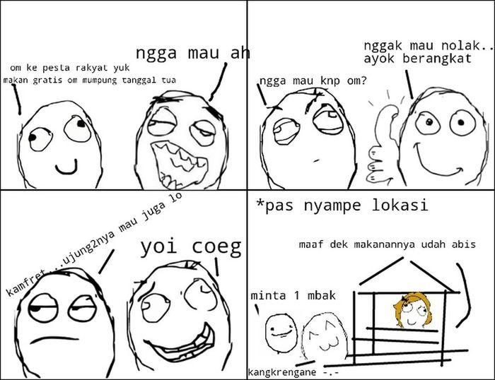 Meme Pestarakyat Hopejokowi Scud laugh