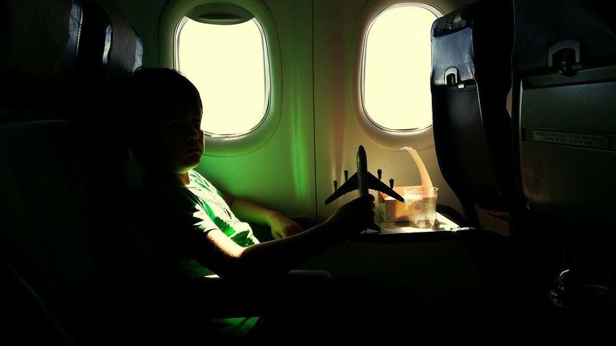 Melbourne Rocks Photography Aeroplane Dash A QantasLink Flying Qantas Dreaming When I Grow Up... Silhouette Green The Traveler - 2018 EyeEm Awards
