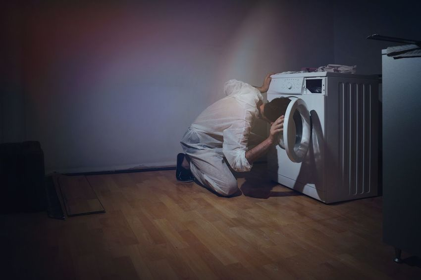 The gate. Interior Renovation Room Washing Machine Abstract One Man Only Men Costume One Person People Domestic Room Bedroom Technology Light Painting Open Door Disguise Superhero The Still Life Photographer - 2018 EyeEm Awards The Creative - 2018 EyeEm Awards