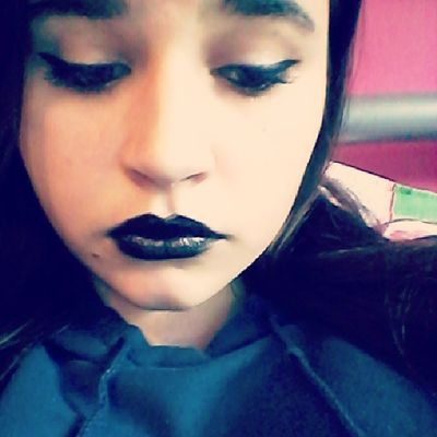 Goth Makeup Life Love Changeyourself HaveFun