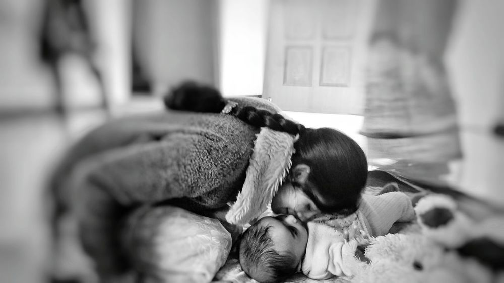 Mother And Son Motherlove Cute Baby Cute Kisses to baby EyeEm Best Shots Randomshot
