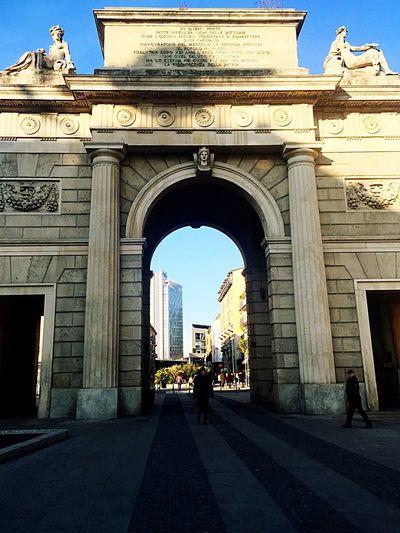 Beautiful Milan Check This Out Lovely Milan Portagaribaldi Moscova First Eyeem Photo